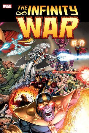 Infinity War Omnibus (Hardcover)