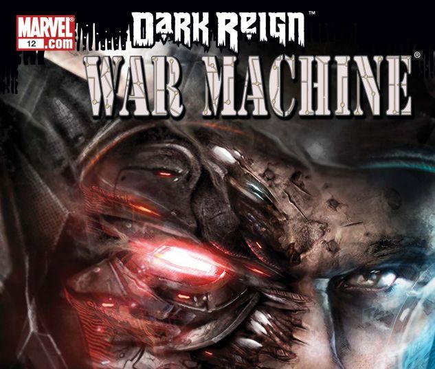War Machine (2008) #12