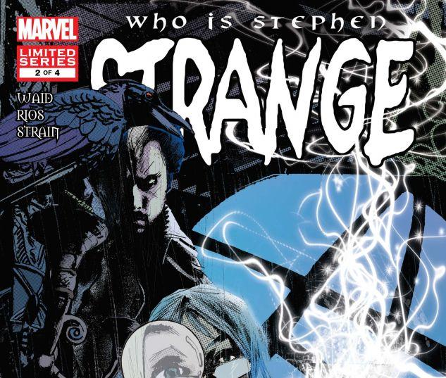 STRANGE (2009) #2