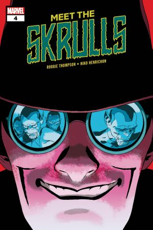 Meet the Skrulls #4