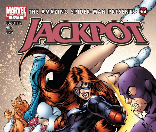 AMAZING SPIDER-MAN PRESENTS: JACKPOT (2009) #2