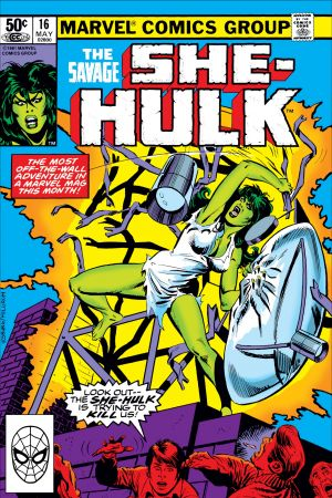 Savage She-Hulk (1980) #16