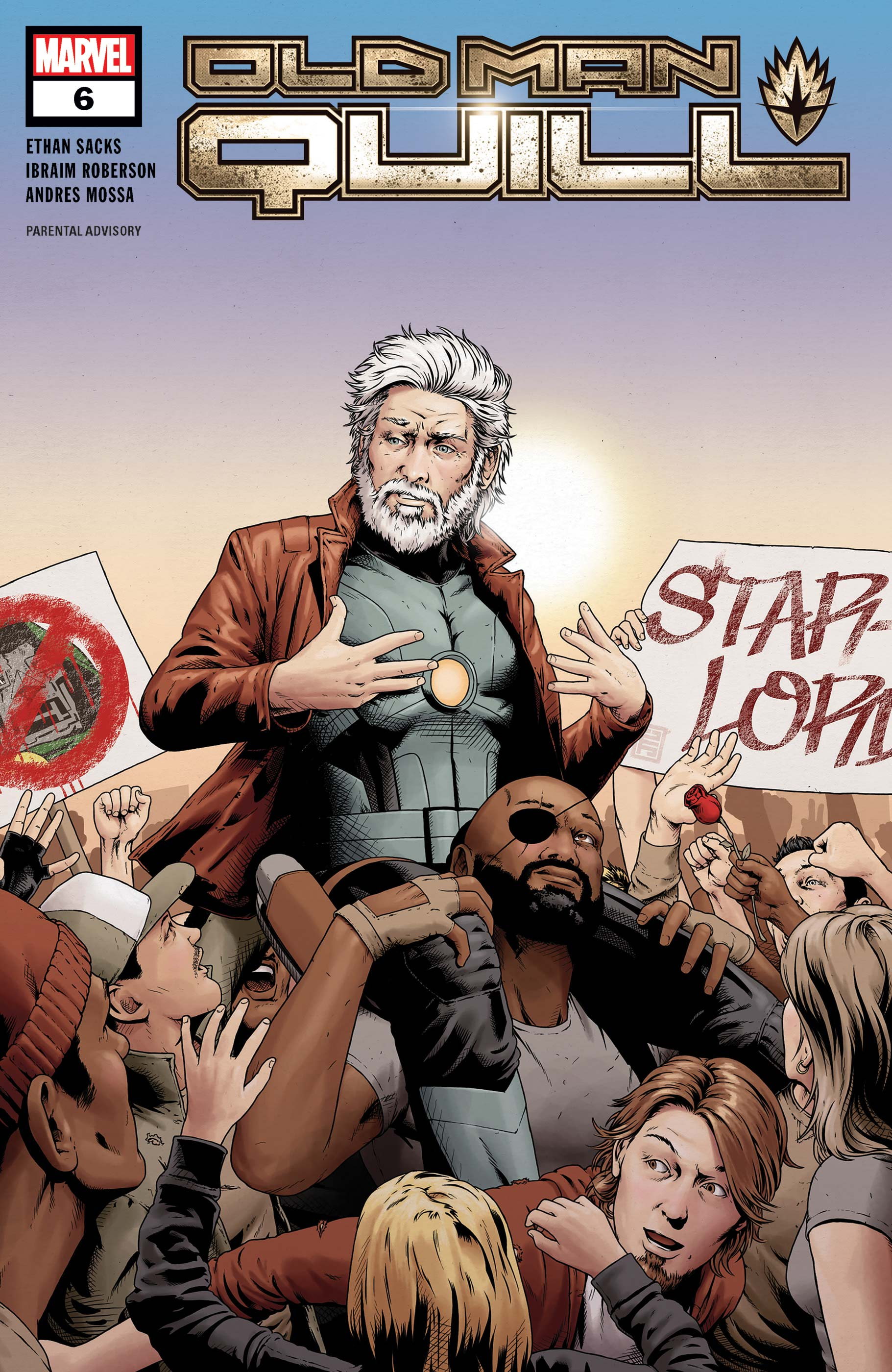 Old Man Quill (2019) #6