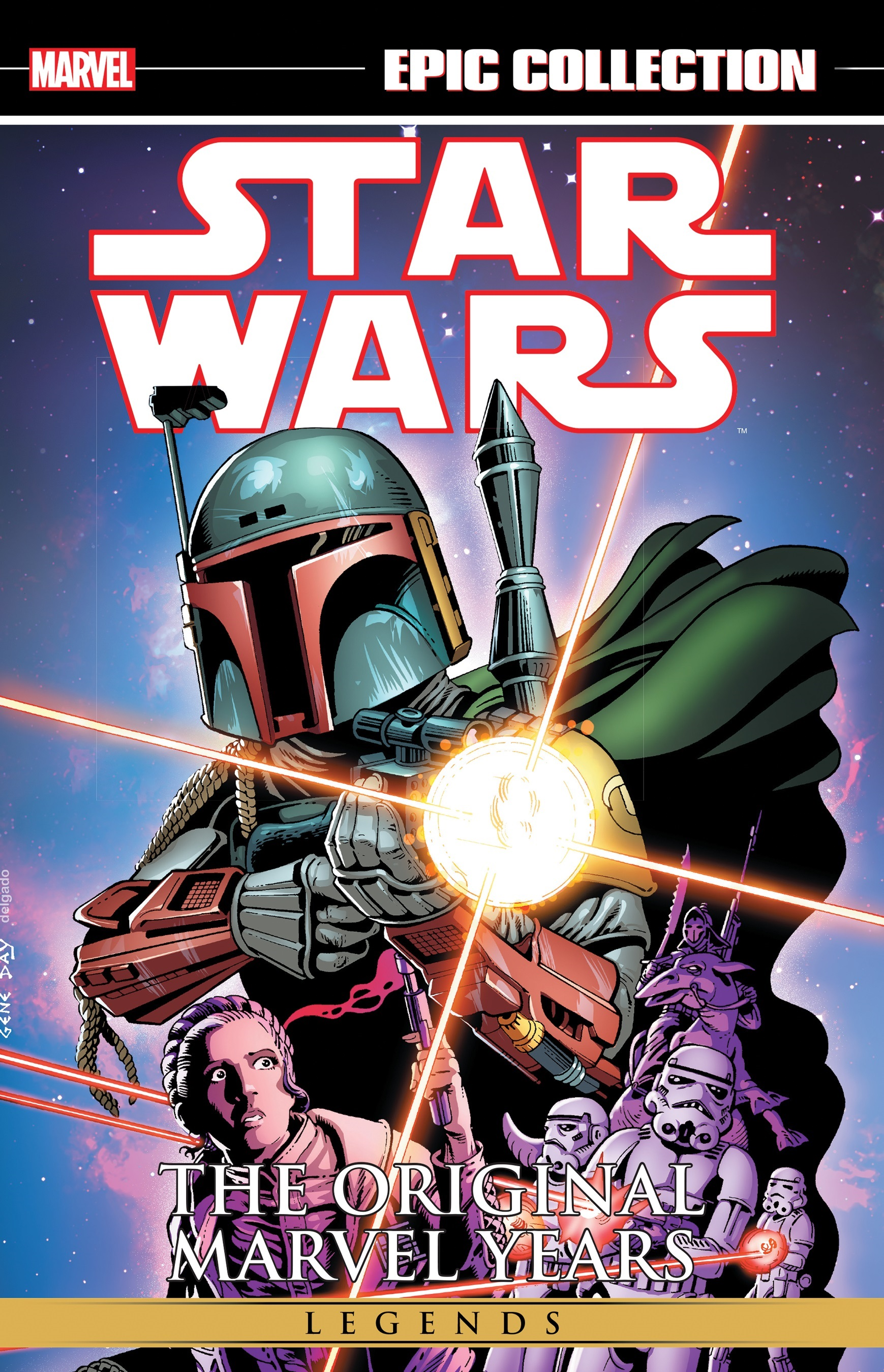 STAR WARS LEGENDS EPIC COLLECTION: THE ORIGINAL MARVEL YEARS VOL. 4 TPB (Trade Paperback)