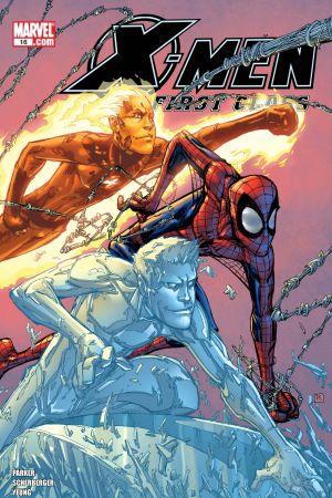 X-Men: First Class #16