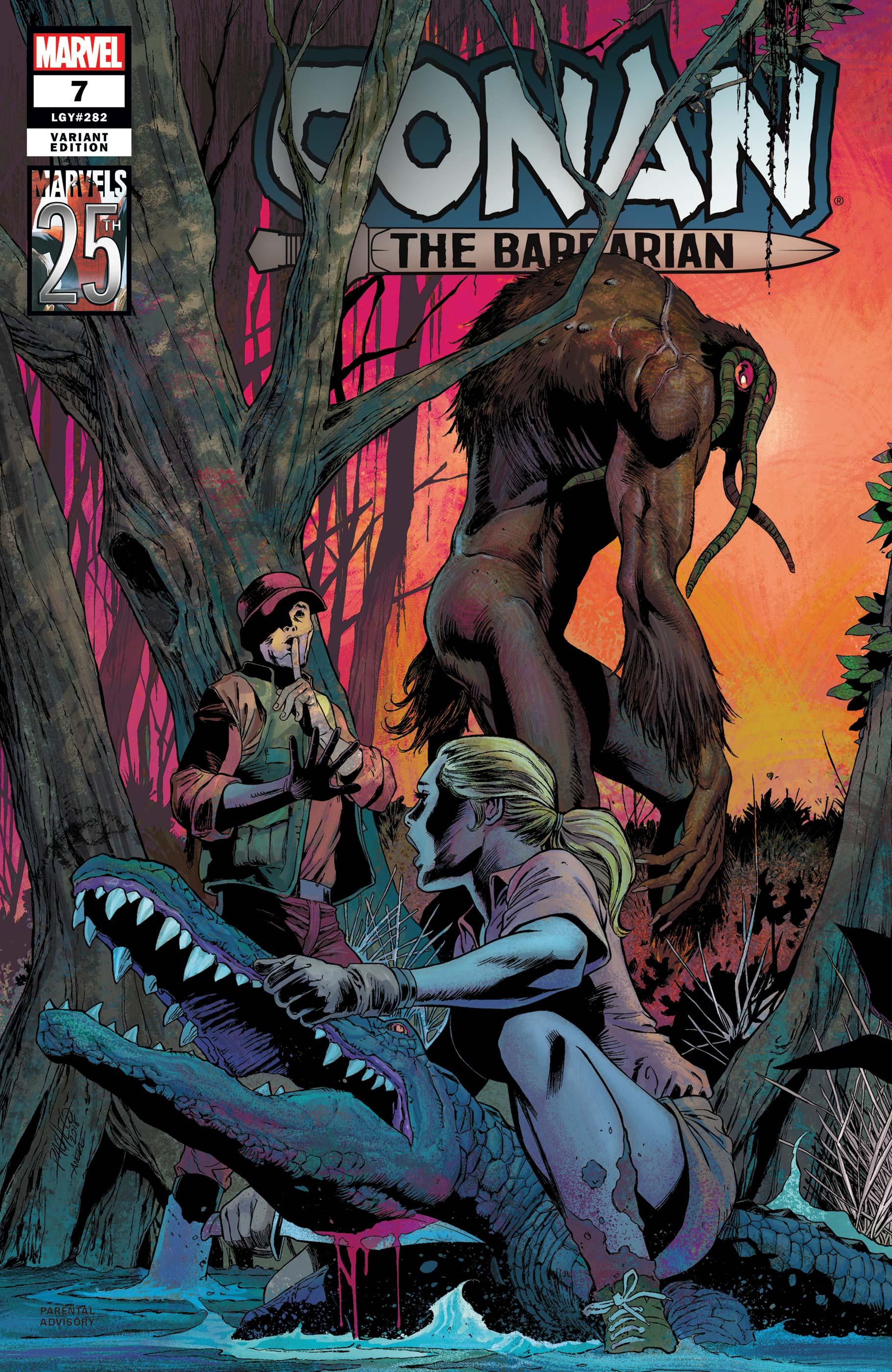Conan the Barbarian (2019) #7 (Variant)