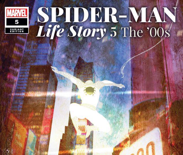 Spider-Man: Life Story #5