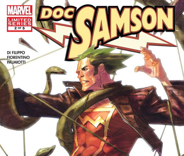 DOC SAMSON (2006) #2