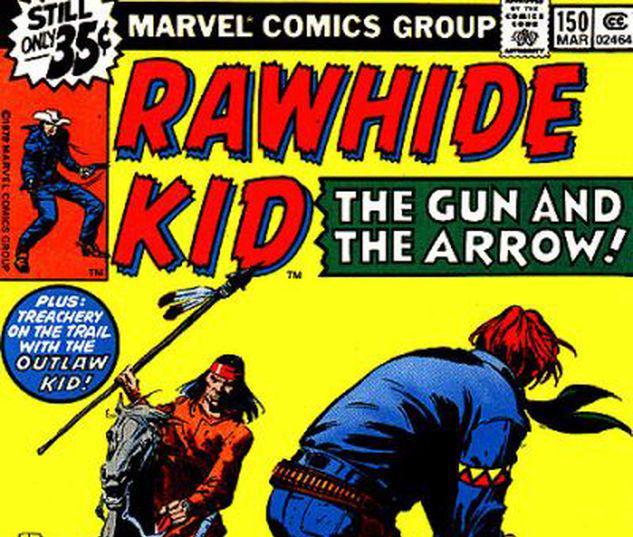 Rawhide Kid #150