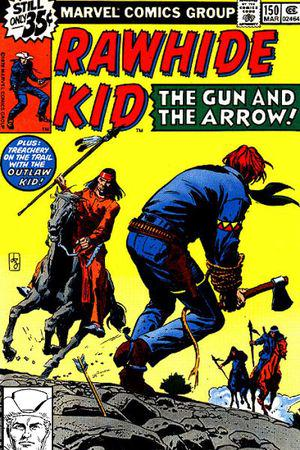 Rawhide Kid (1955) #150