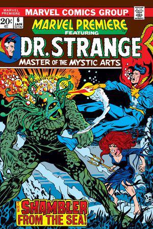 Marvel Premiere (1972) #6