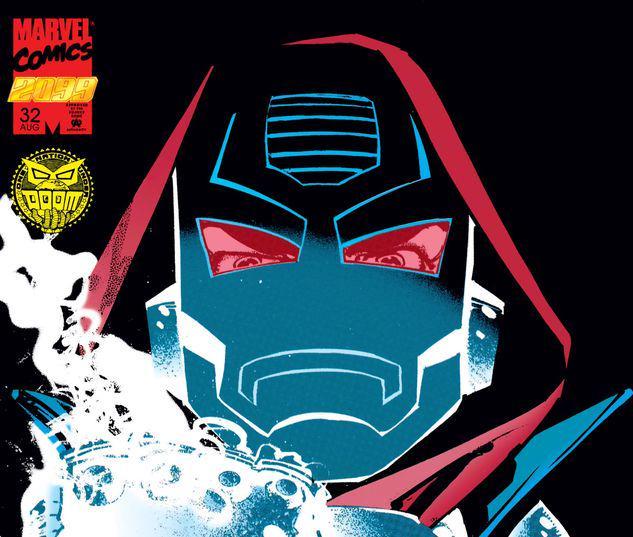 Doom 2099 #32