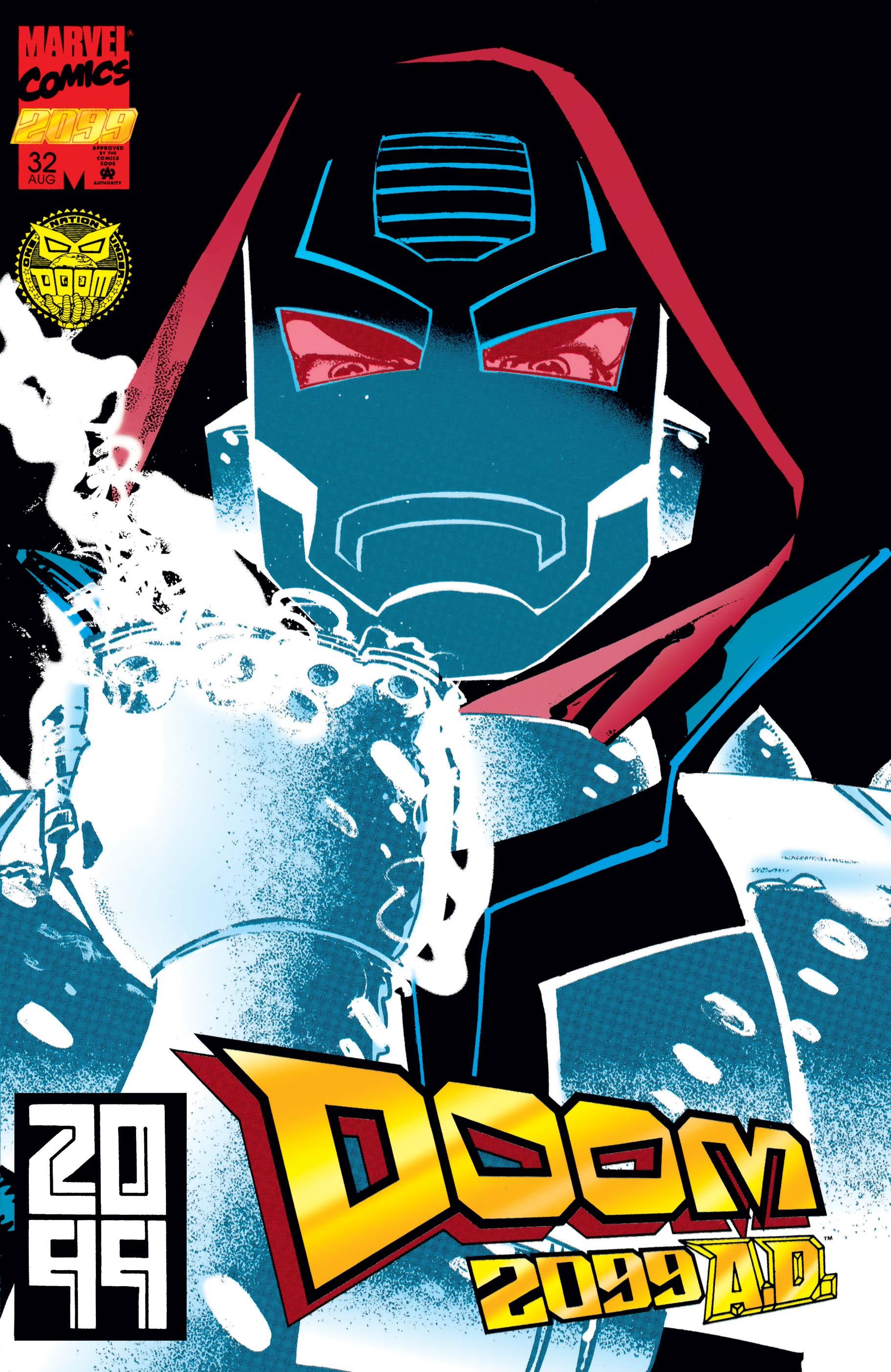 Doom 2099 (1993) #32