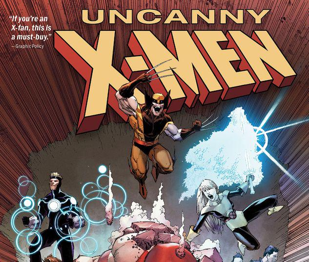 UNCANNY X-MEN: WOLVERINE AND CYCLOPS VOL. 2 TPB #3