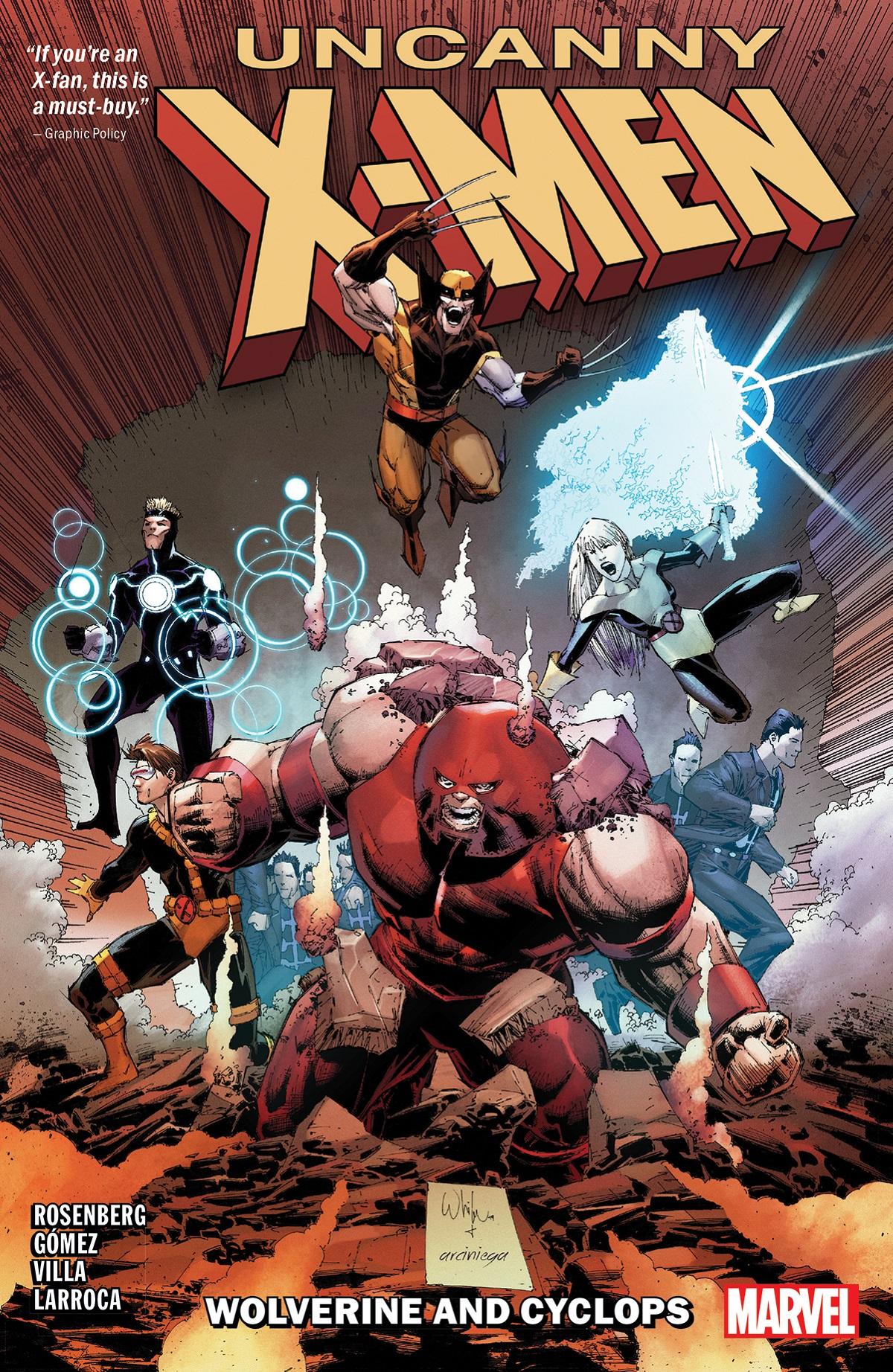 Uncanny X-Men: Wolverine And Cyclops Vol. 2 (Trade Paperback)