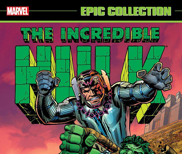 INCREDIBLE HULK EPIC COLLECTION: IN THE HANDS OF HYDRA TPB #1