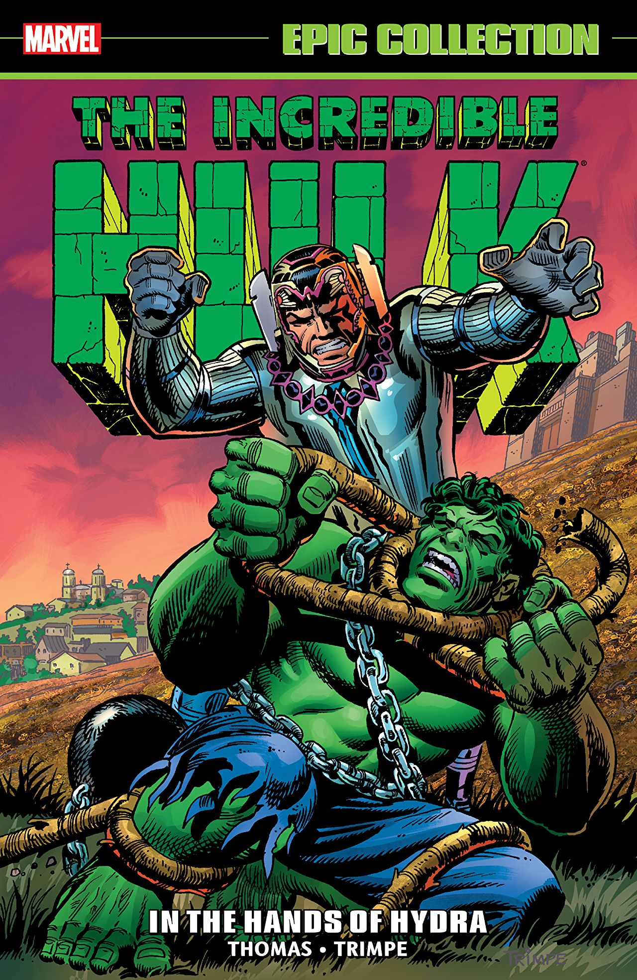 Incredible Hulk Epic Collection: In The Hands Of Hydra (Trade Paperback)