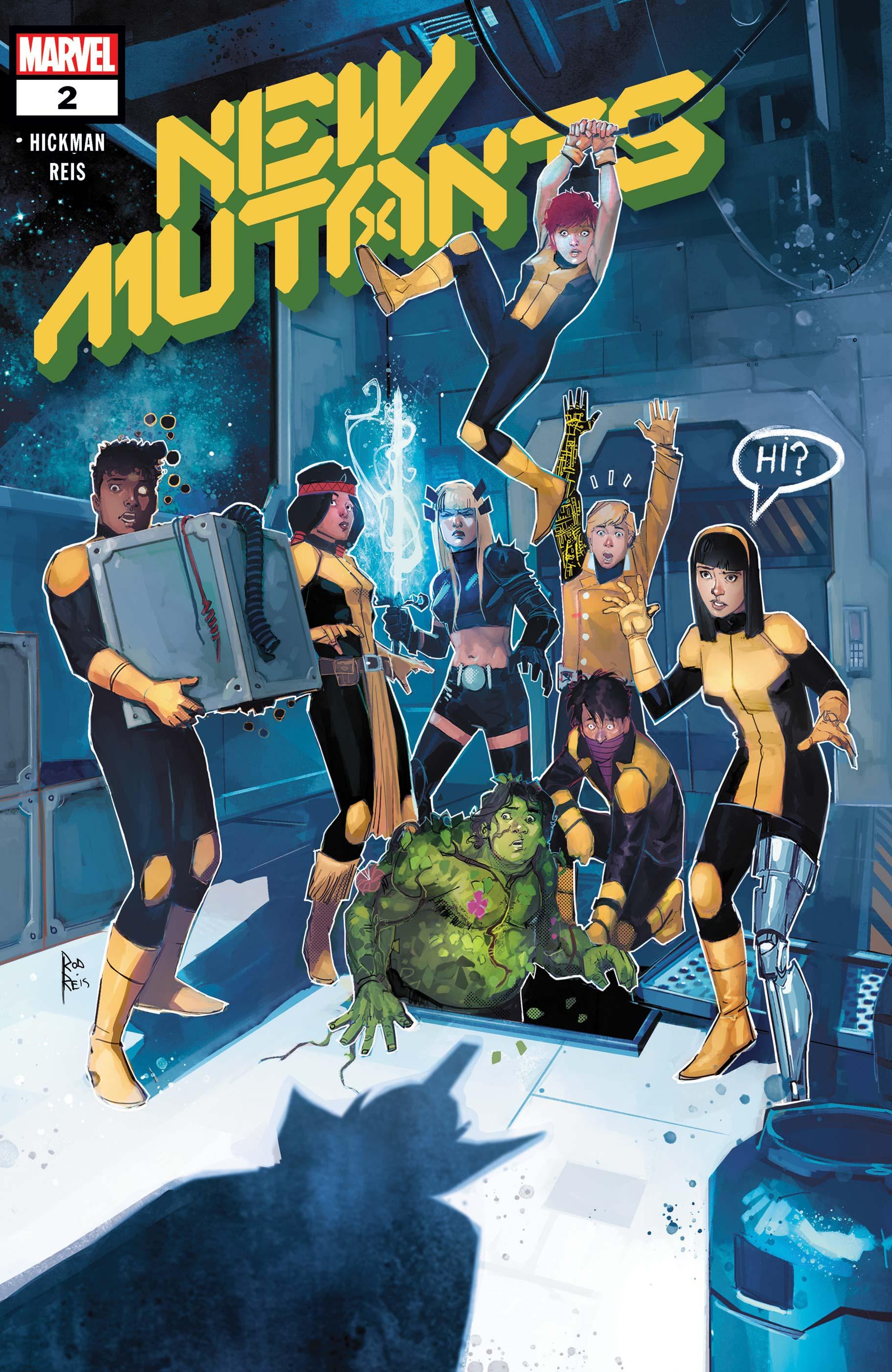 New Mutants (2019) #2