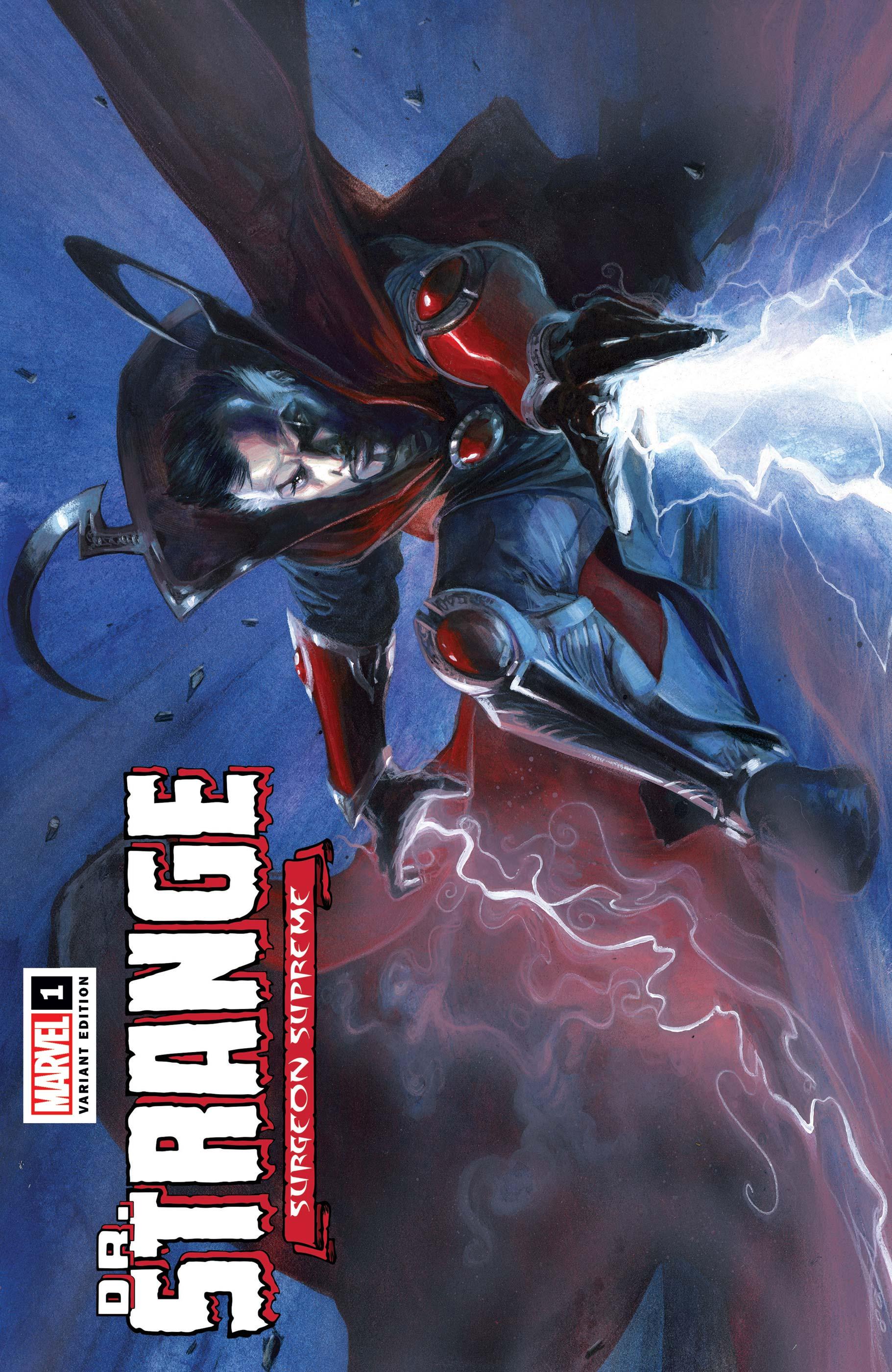 Dr. Strange (2019) #1 (Variant)