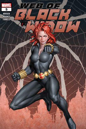 The Web of Black Widow #5
