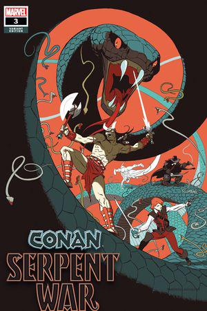Conan: Serpent War #3  (Variant)