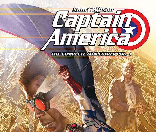 CAPTAIN AMERICA: SAM WILSON - THE COMPLETE COLLECTION VOL. 1 TPB #1