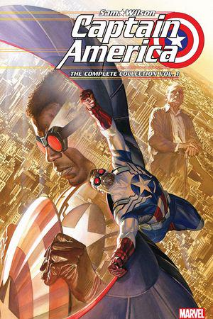 Captain America: Sam Wilson - The Complete Collection Vol. 1 (Trade Paperback)