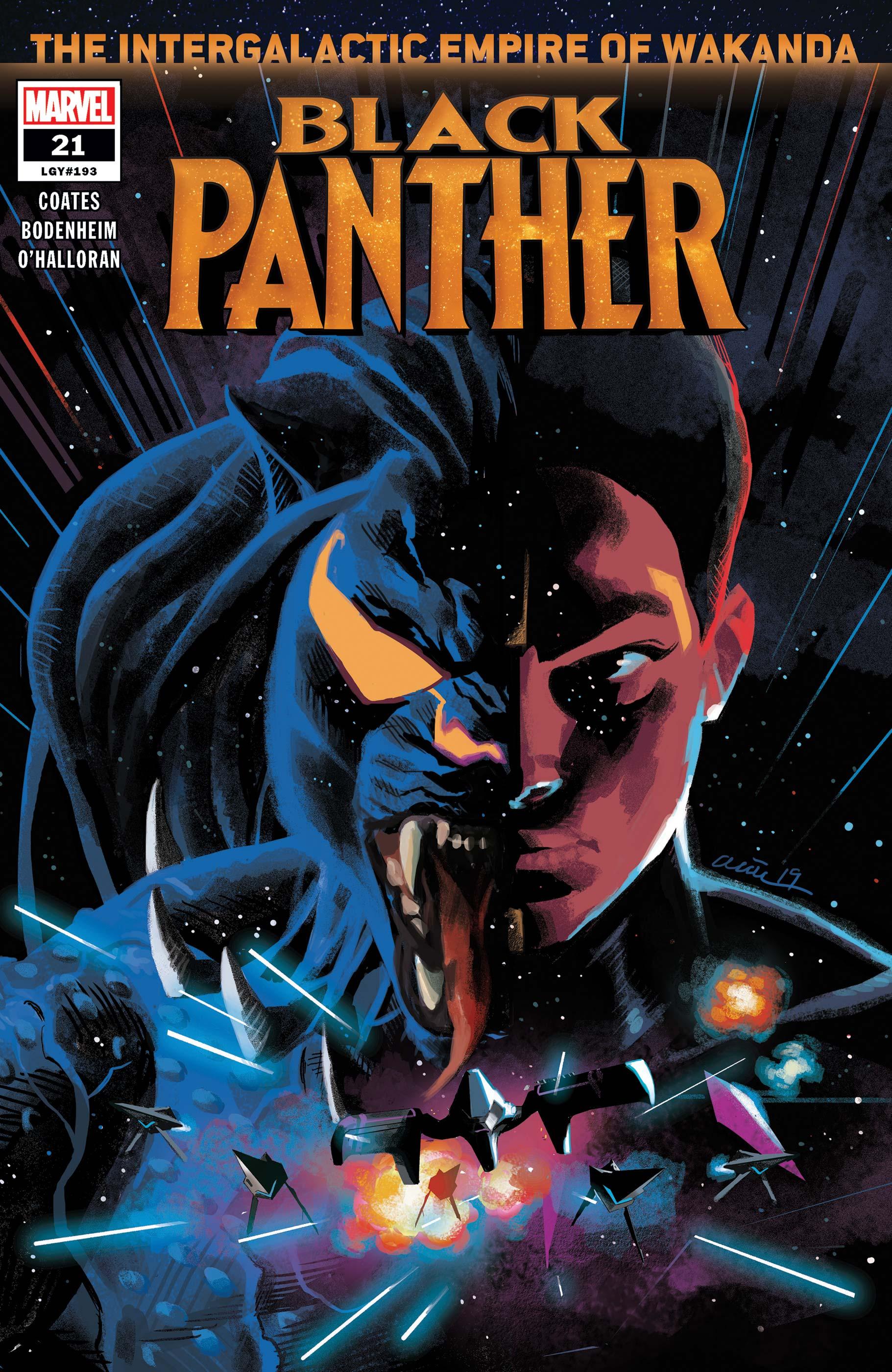 Black Panther (2018) #21
