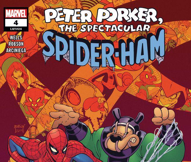 Spider-Ham #4
