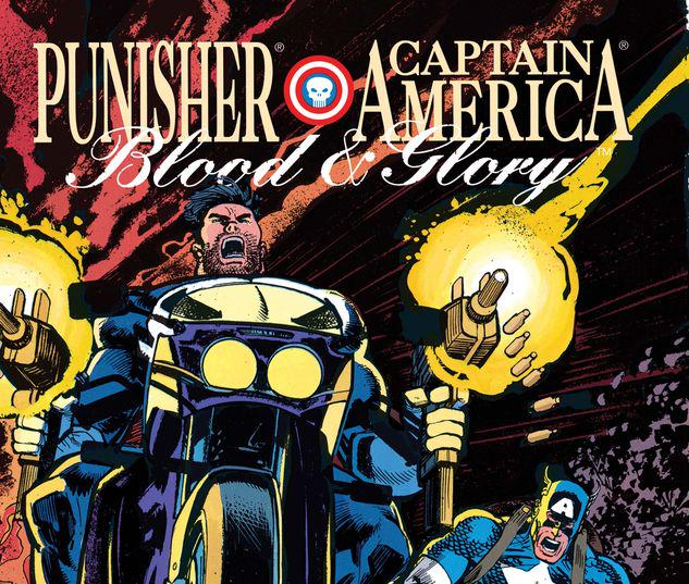 Punisher/Captain America: Blood and Glory #2