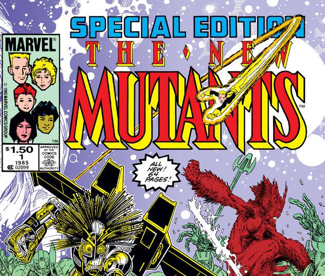 NEW MUTANTS SPECIAL EDITION 1 #1