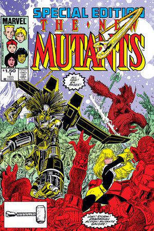 New Mutants Special Edition (1985) #1