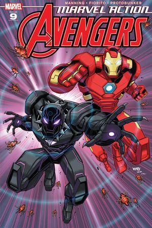 Marvel Action Avengers (2018) #9