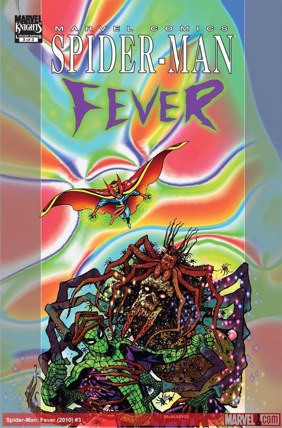 Spider-Man: Fever (2010) #3