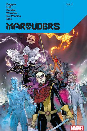 Marauders by Gerry Duggan Vol. 1 (Trade Paperback)