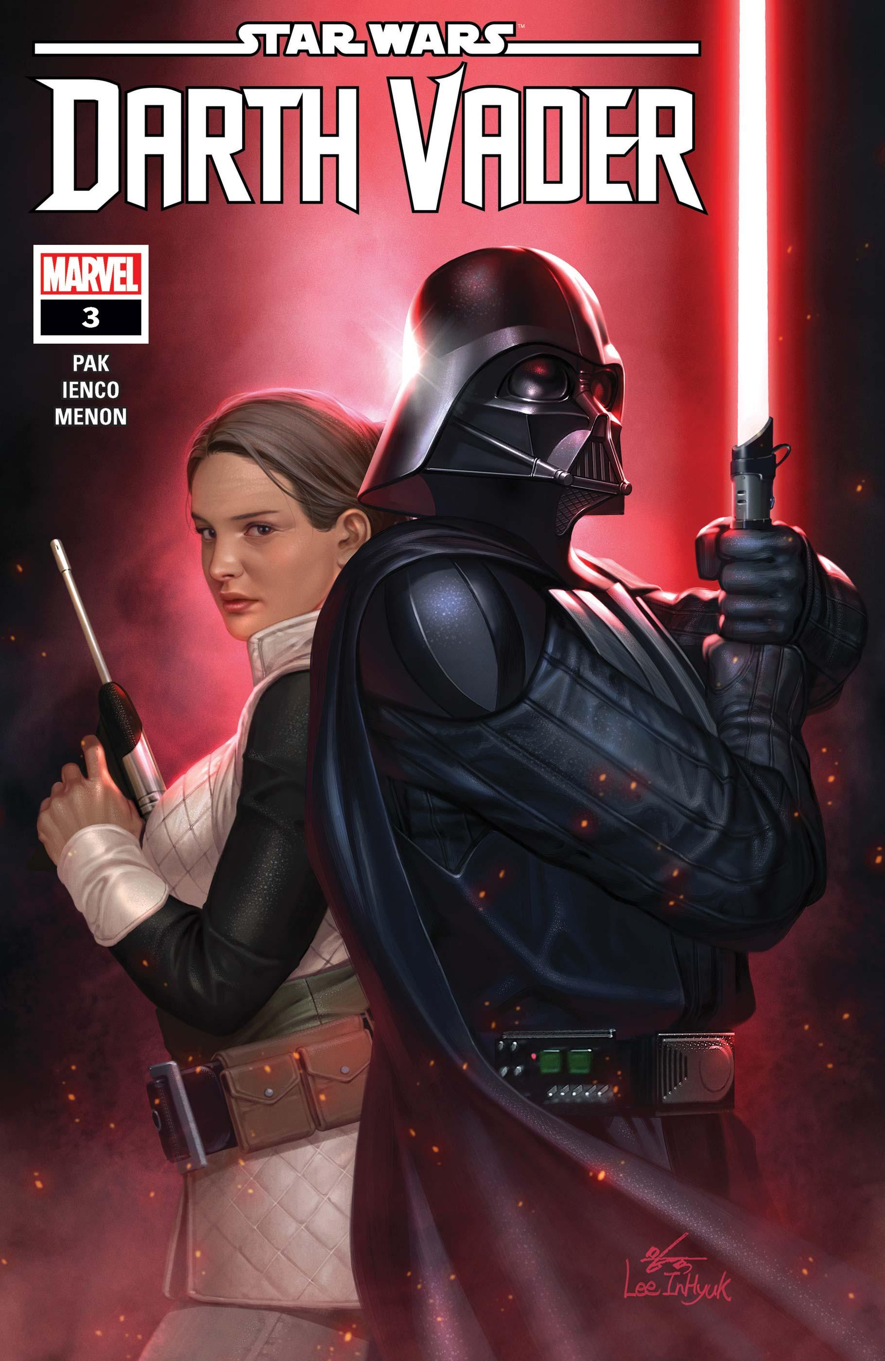 Star Wars: Darth Vader (2020) #3