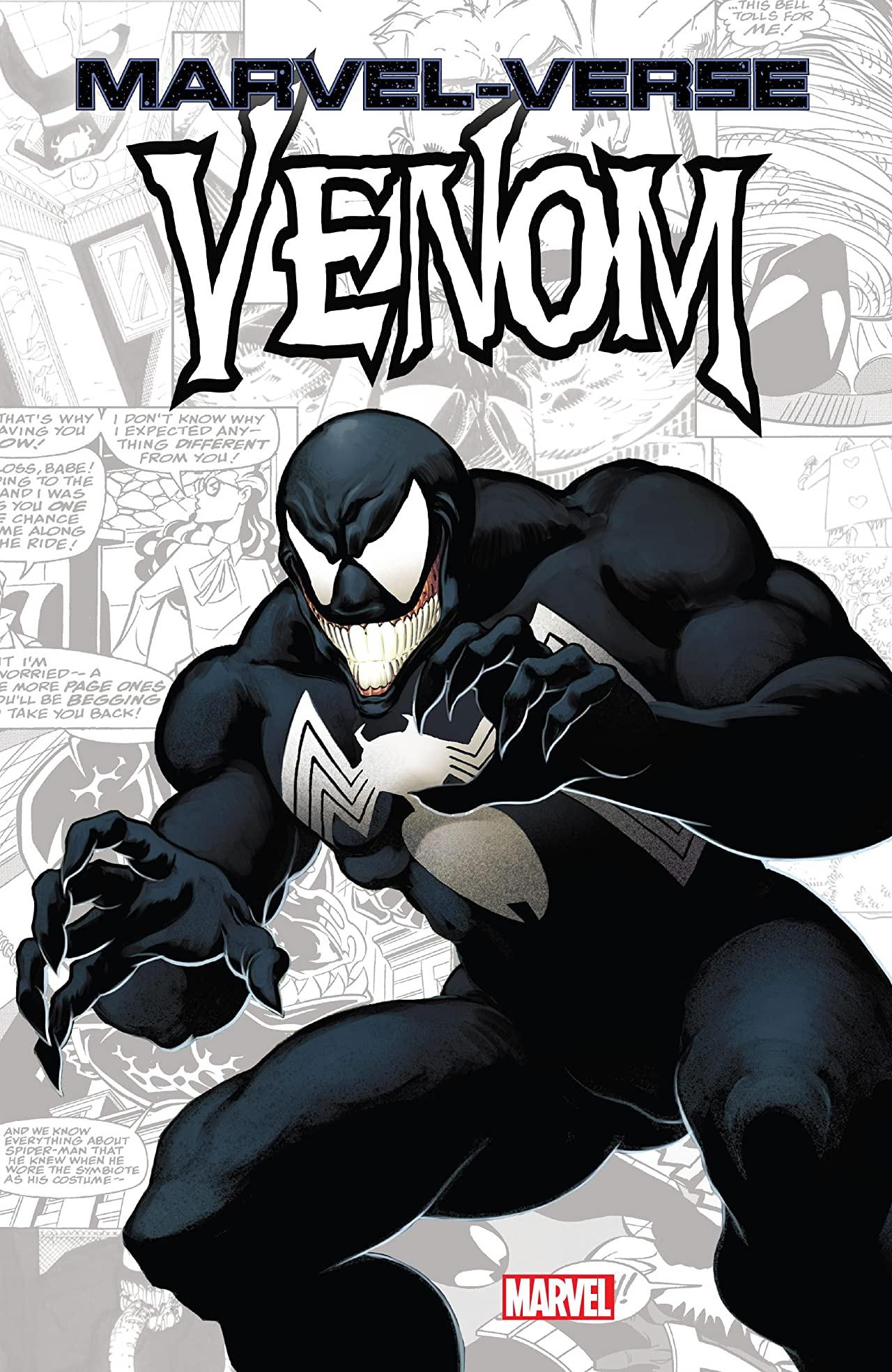 Marvel-Verse: Venom (Trade Paperback)