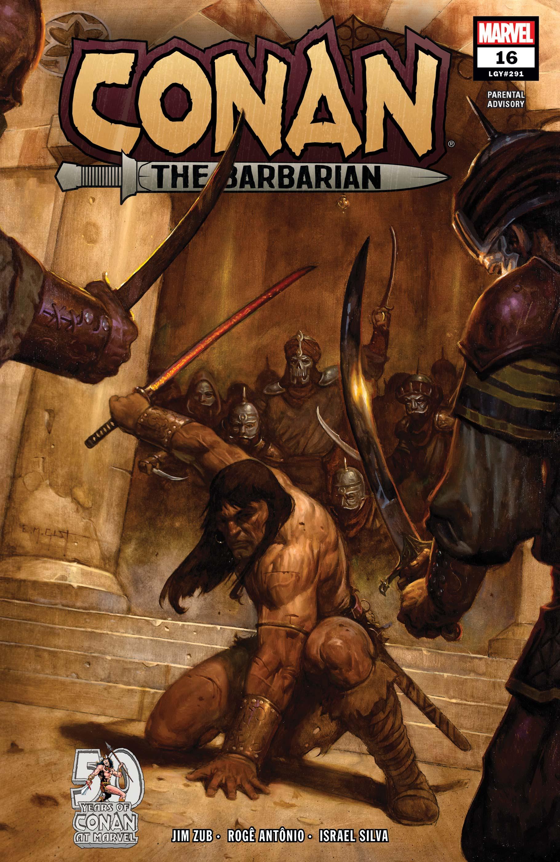 Conan the Barbarian (2019) #16