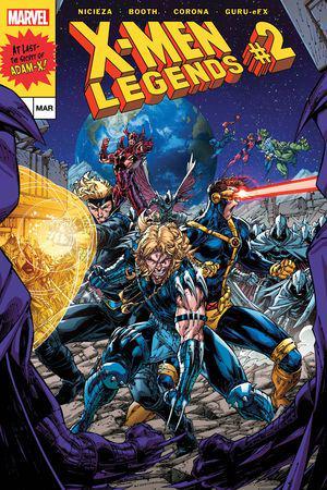 X-Men Legends #2