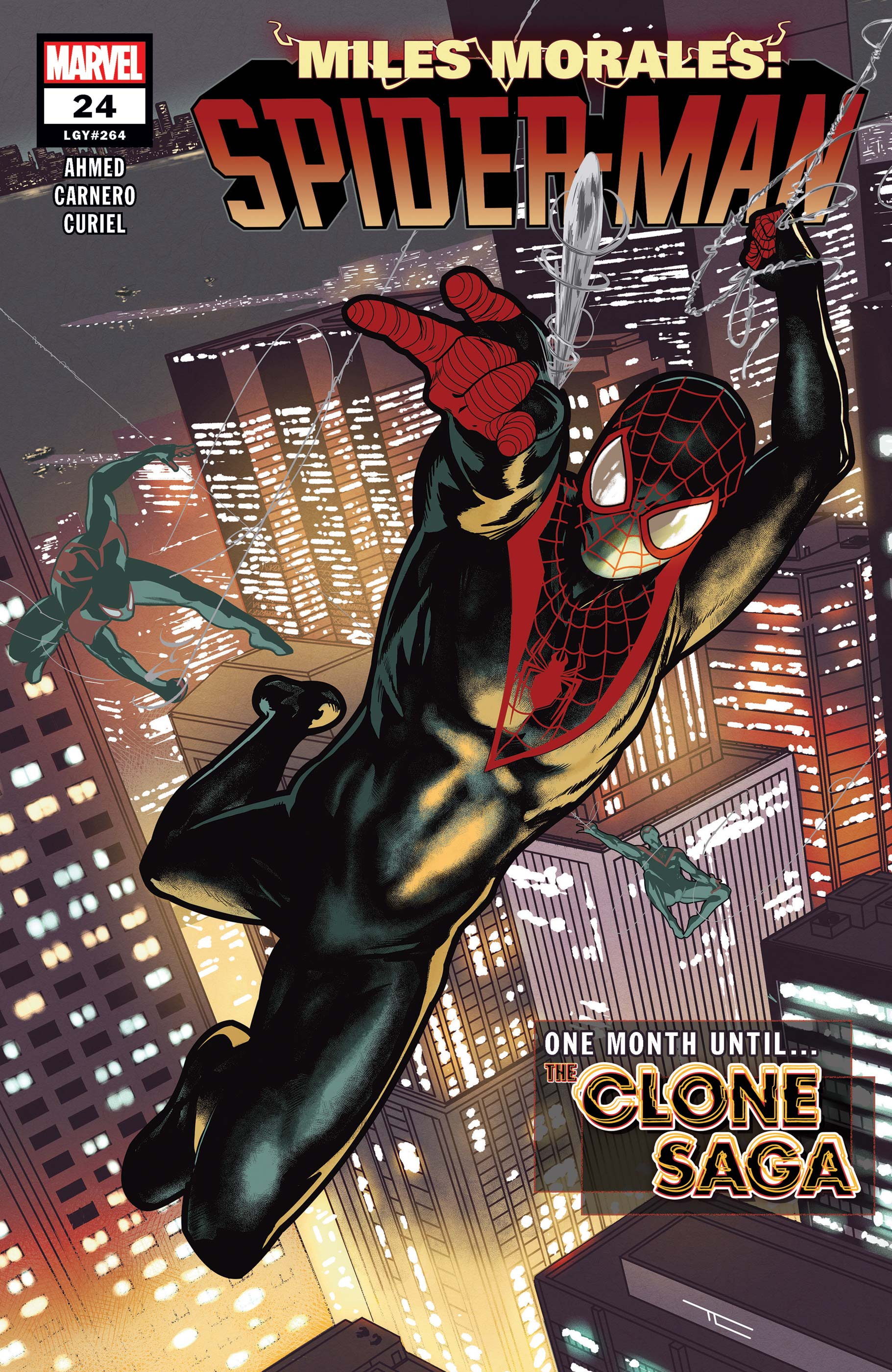 Miles Morales: Spider-Man (2018) #24