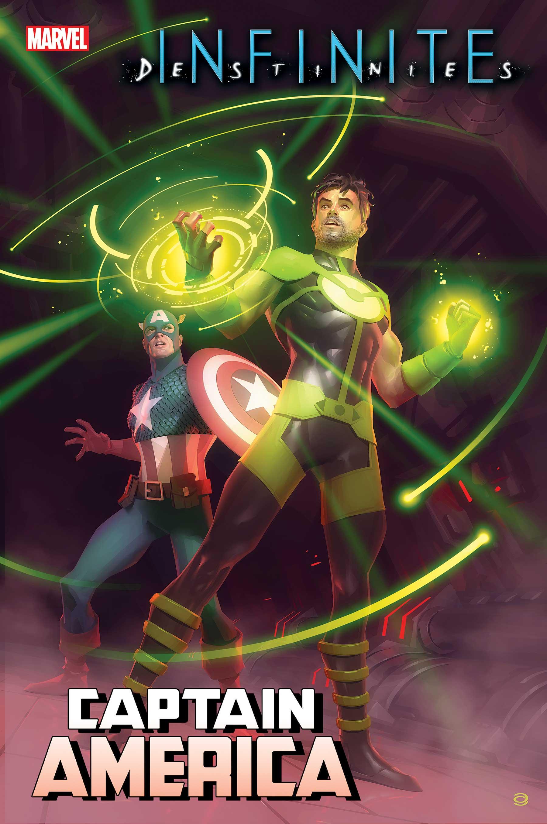 Captain America Annual (2021) #1