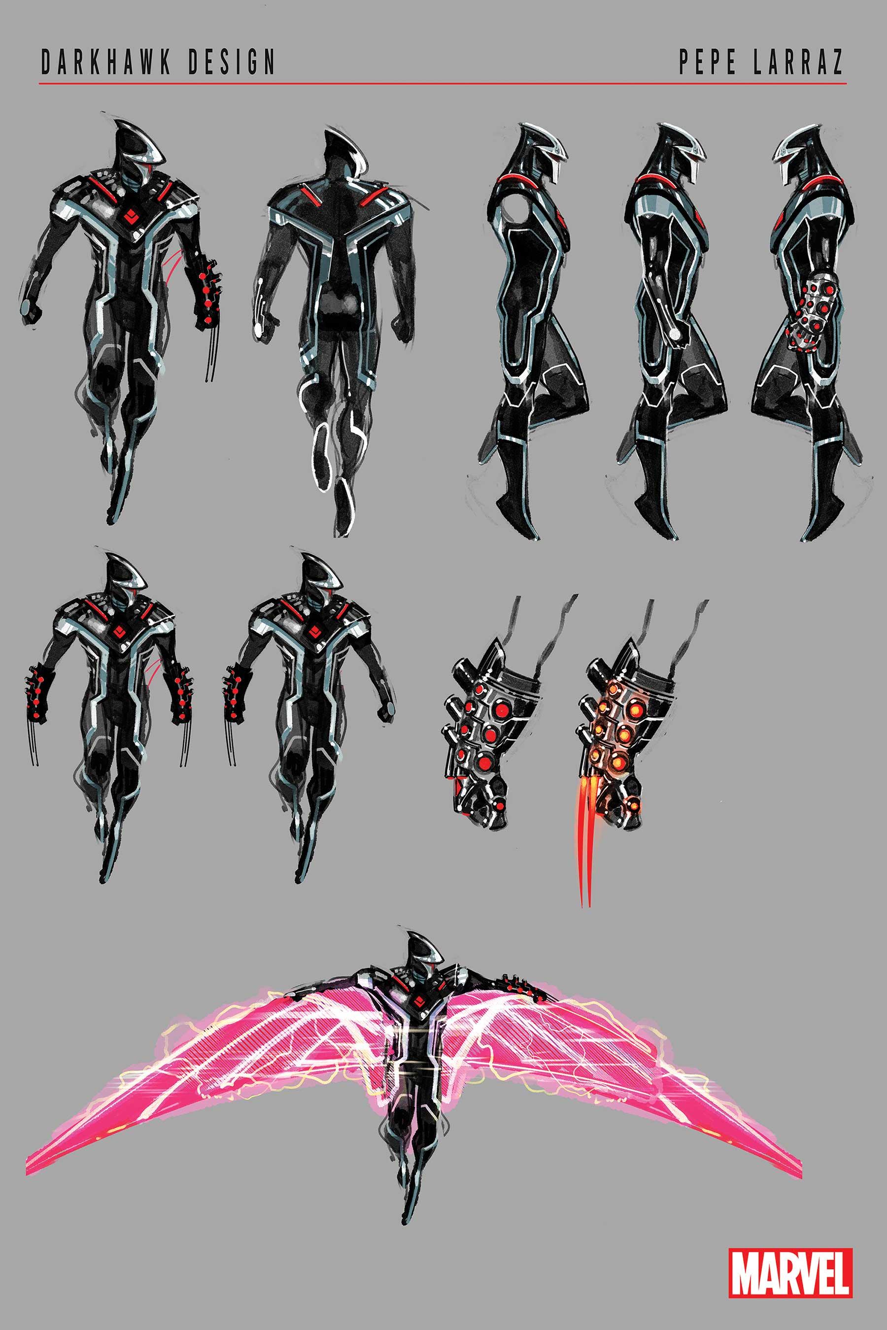 Darkhawk (2029) #1 (Variant)
