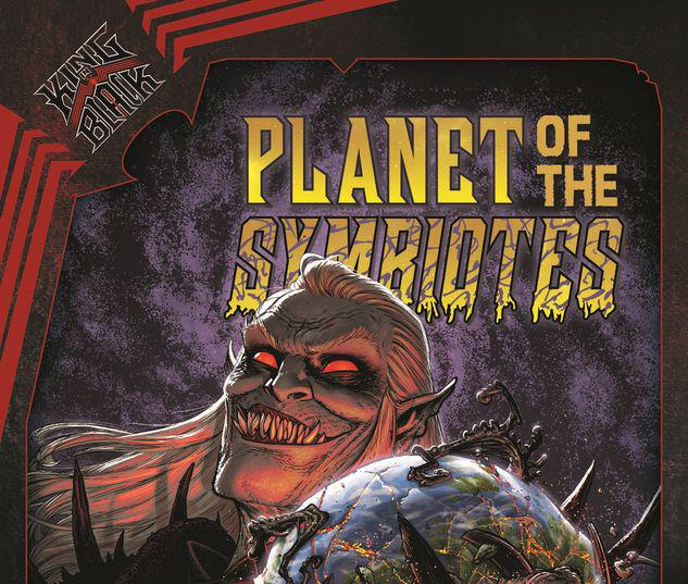 KING IN BLACK: PLANET OF THE SYMBIOTES TPB #1