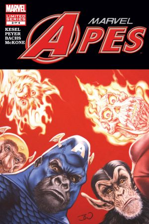 Marvel Apes #3