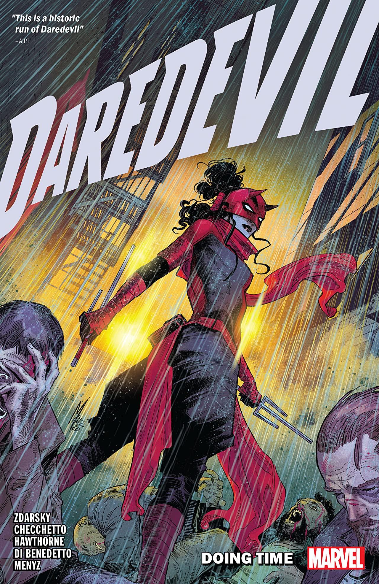 Daredevil By Chip Zdarsky Vol. 6: Doing Time (Trade Paperback)