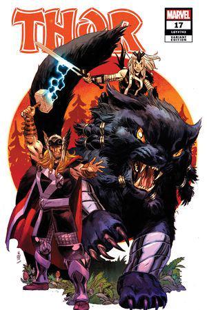 Thor (2020) #17 (Variant)
