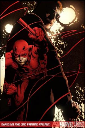 Daredevil (1998) #500 (2ND PRINTING VARIANT)