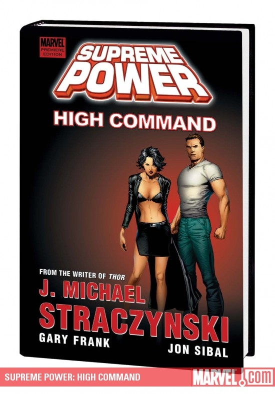 Supreme Power: High Command (Hardcover)