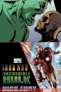 Iron Man/Hulk/Fury (2008) #1