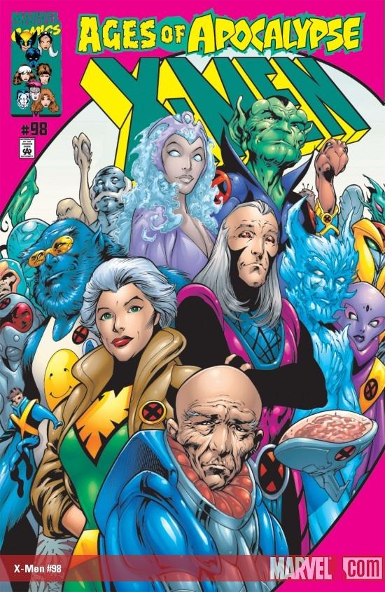 X-Men (1991) #98